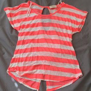 Allison Brittney Striped Shirt